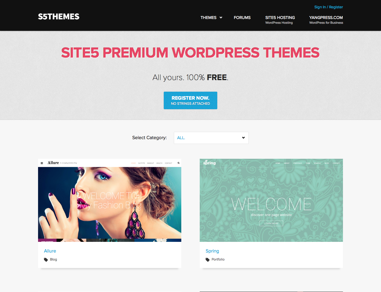 Free premium forex wordpress themes