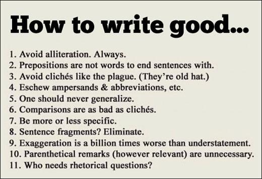 writing-good